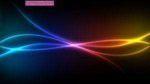 Subspace fargede bølger i et mørkt univers