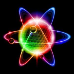 Fargerikt atom