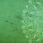 Grønt skulderblad chakra